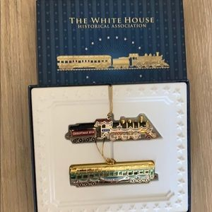 The White House Christmas Ornament 2014 new
